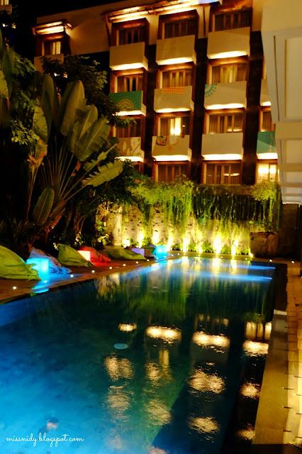 hotel review in seminyak bali