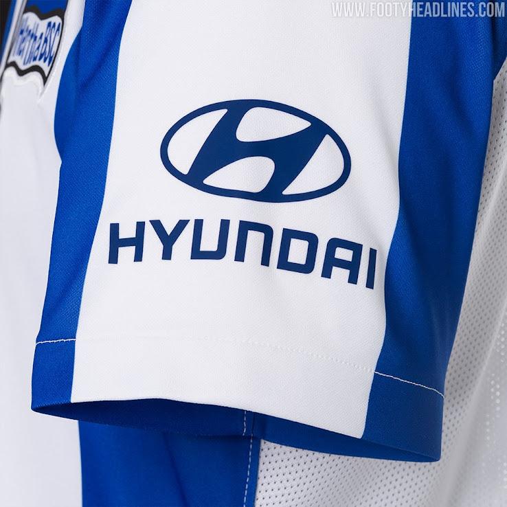 on sale 06c64 b4c75 Hertha BSC Berlin 19-20 Trikots Veröffentlicht - Nur Fussball