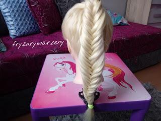 Warkocz-fryzura do szkoky-fryzury dla dziewczynek-jak uczesac sie do szkoly-fryzury dla nastolatek