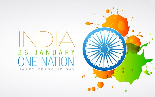 26 January Happy Republic Day SMS, Shayari, Photos In Hindi