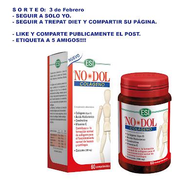 nodol, no.dol, colágeno, trepat diet, complemento alimenticio,