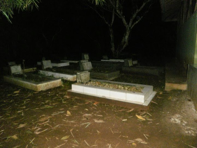 Hati-Hati, 8 Tempat ini Dihuni Oleh Hantu.  Baik Itu Malam Ataupun Siang Bolong Gini