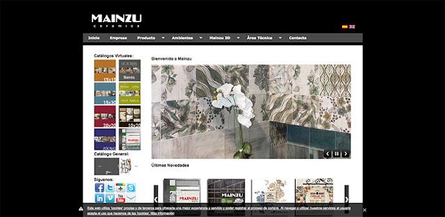 Mainzu página web