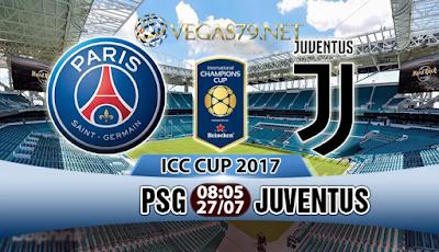 Nhận định, soi kèo nhà cái PSG vs Juventus