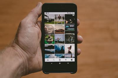 Cara Download Gambar dan Video Di Instagram