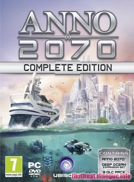 Anno 2070 Game Download Full crack