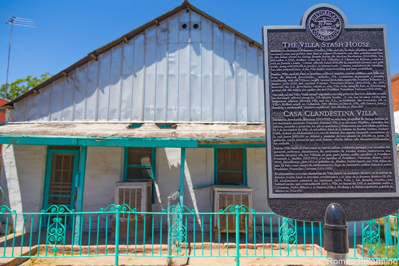Pancho Villa Stash House El Paso Things to Do Texas Weekend Getaway