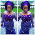 See This Beautiful Nigerian Aso Ebi Styles