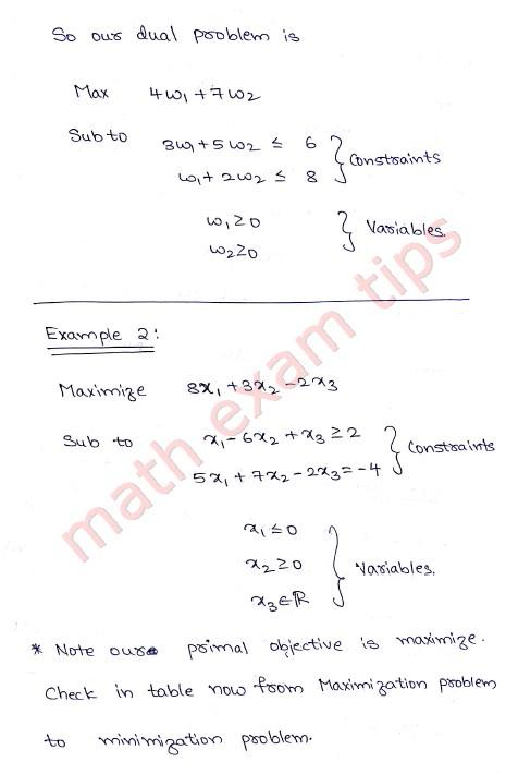 LINEAR PROGRAMMING PROBLEM (LPP) MATERIAL FOR CSIR | MATHEMATICS