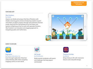 1 Apple Training's Information to Evaluating Apps for the Classroom