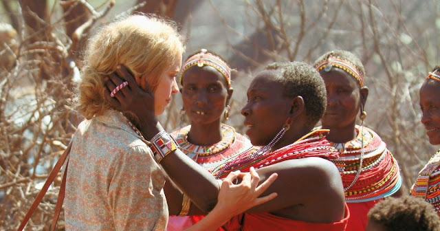 Opinião, Casei com um Massai, crítica