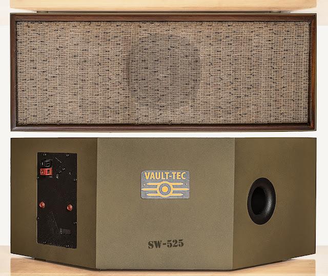 Vault-Tec Subwoofer 525