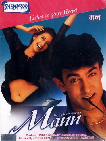 Mann hindi movie hd video songs free download.