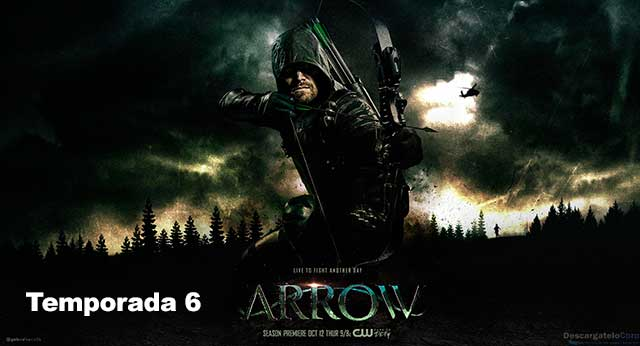Arrow Temporada 6 HD Latino