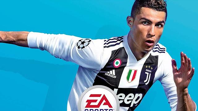 FIFA19 merajai tangga penjualan game di pasar Inggris.