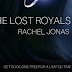 Sales Blitz - Free Read &  Giveaway - The Lost Royals Saga by Rachel Jonas