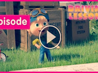 Download Masha And The Bear - Driving Lessons