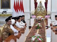 Dalog Antara GNPF-MUI dan Presiden Jokowi Adalah Positif