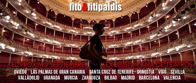 Cancelados los conciertos en Fito y fitipaldis en Madrid