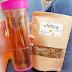 • Fittea • Nuovo Tropical Detox Tea e FruitTea Infuser Bottle + codice sconto 10%