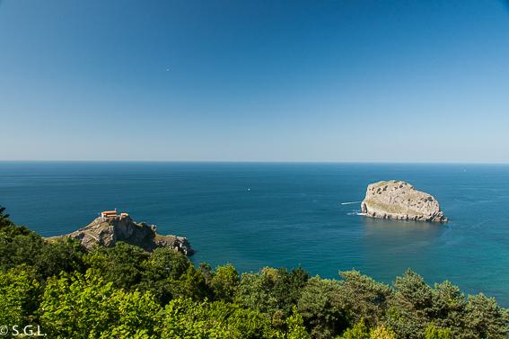 San Juan de Gastelugatxe. Una ermita en el mar, San Juan de Gastelugatxe
