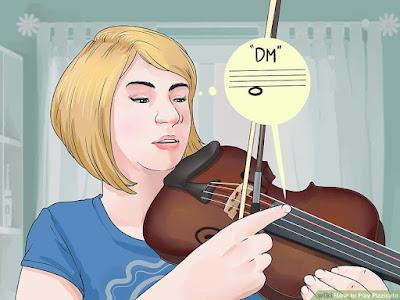 Hướng dẫn kỹ thuật gảy dây đàn Pizzicato trong Violin