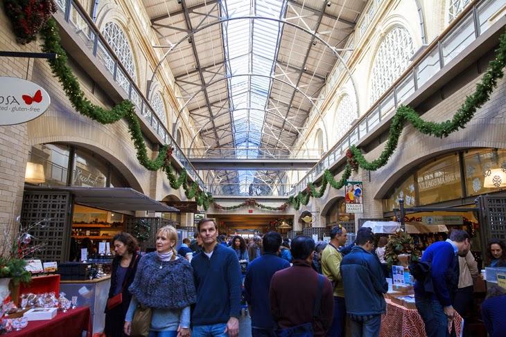 Passagem Gastronômica - Ferry Building Market - Roteiro de São Francisco - Estados Unidos
