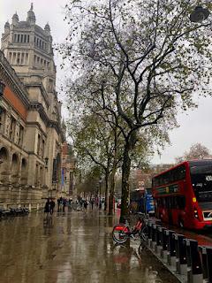 Cuatro días en Londres en época Navideña!