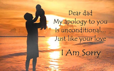 Sorry DP for Whatsapp for DAD