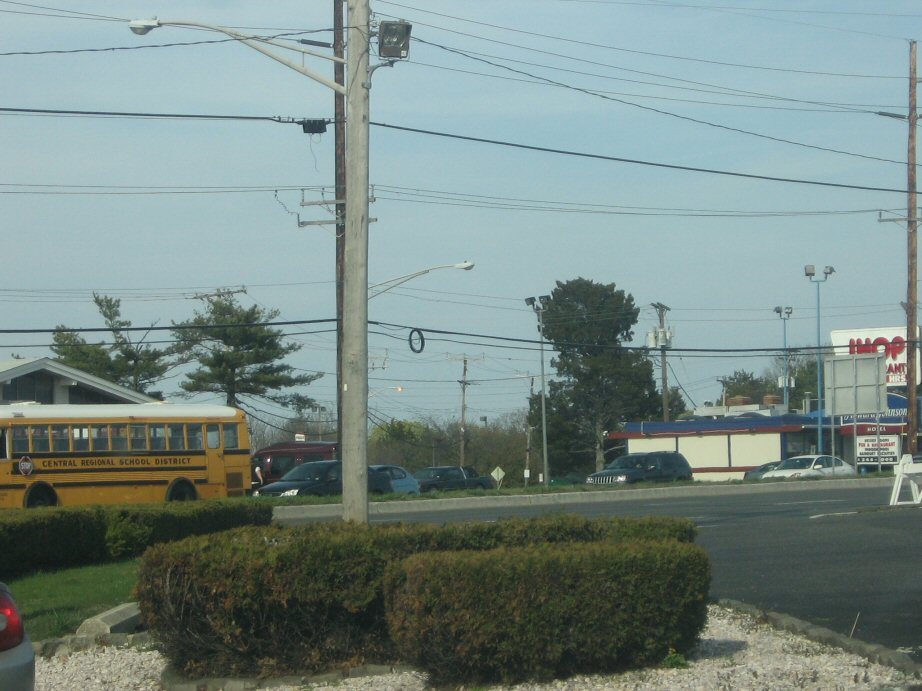 Ocean County Nj History Across From The Ihop On Route 37