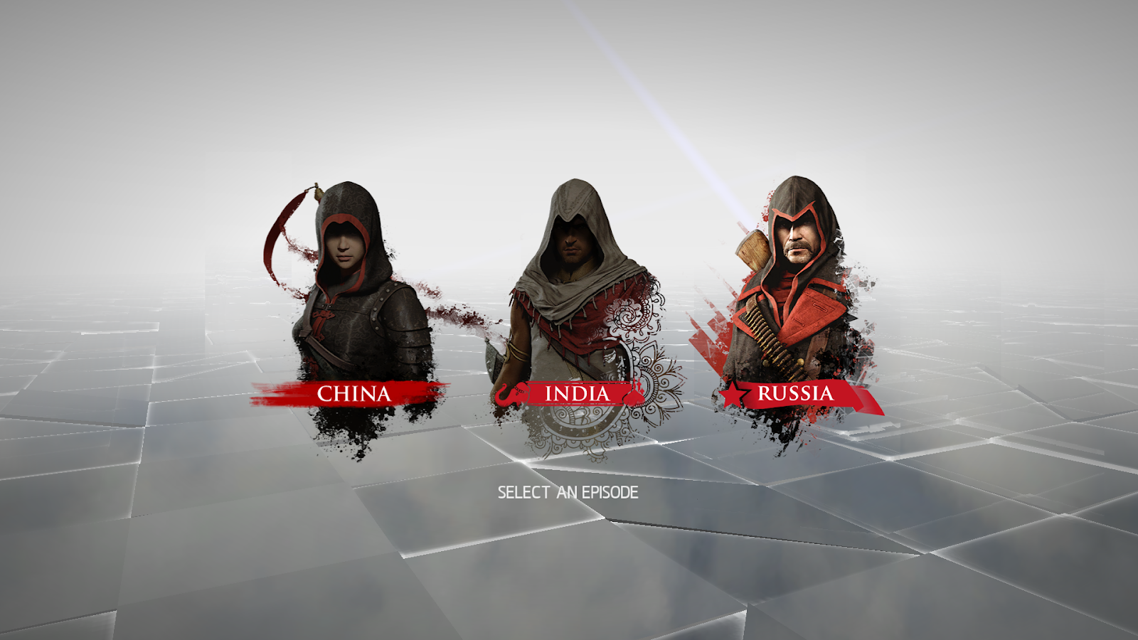 Ps4 Games Assassin Creed Chronicles
