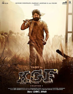K.G.F Chapter 1 2018 720p WEB-DL Full Movie Download HD