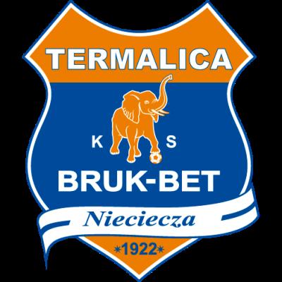 2020 2021 Liste complète des Joueurs du Bruk-Bet Termalica Nieciecza Saison 2018-2019 - Numéro Jersey - Autre équipes - Liste l'effectif professionnel - Position