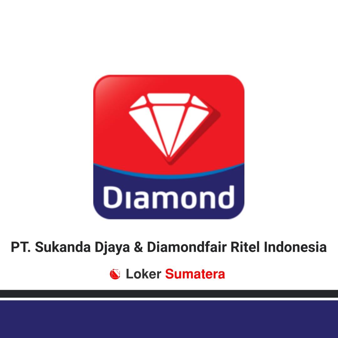 Lowongan Kerja Terbaru PT. Sukanda Djaya & Diamondfair Ritel Indonesia Pekanbaru Januari 2020 sebagai Supervisor Sales GT dan Sales GT Canvas