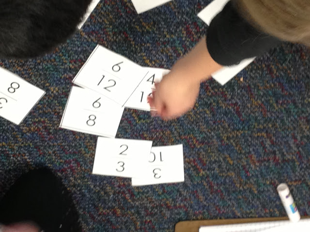 sequencing fractions
