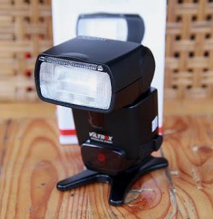 Jual External Flash Viltrox JY620C E-TTL - Canon
