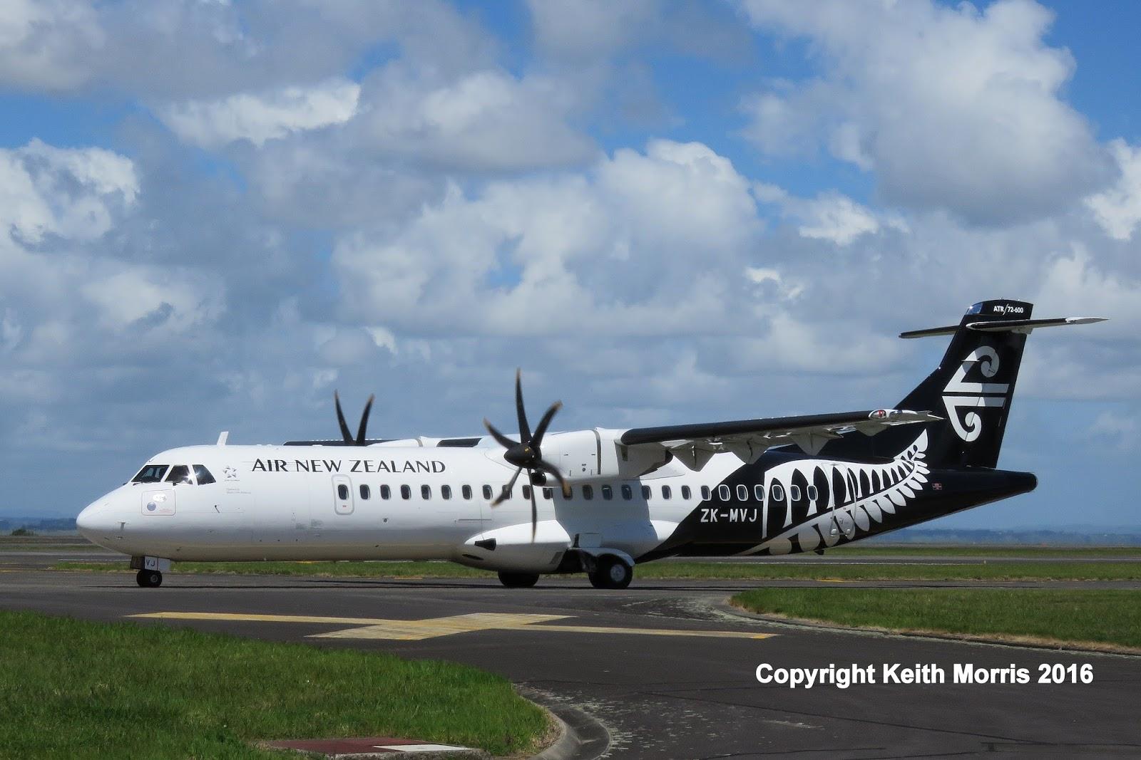 Air New Zealand Fleet Airfleets aviation - oukas info