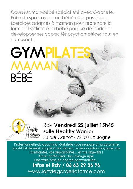 Coaching grossesse et Gym maman bébé
