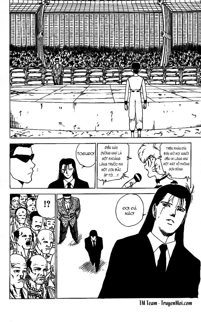 Hành trình của Uduchi chap 102: đề nghị của sakyou trang 2