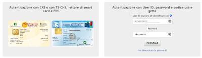 Domiciliazione Bancaria del Bollo Auto - Pagina di Accesso con Codice Usa e Getta (OTP)