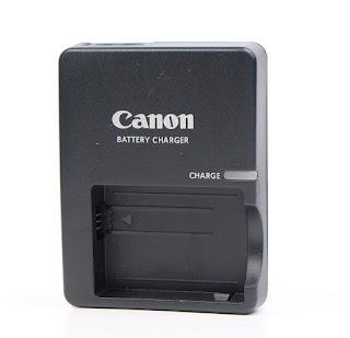 charger canon lc-e5 untuk canon 1000d, 500d, 450d