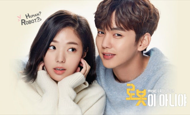 Review Korean Drama: I'm Not a Robot (로봇이 아니야)