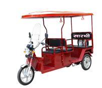 Saarthi E rickshaw