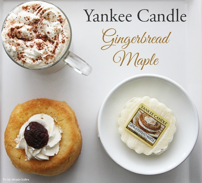 Yankee Candle Gingerbread Maple
