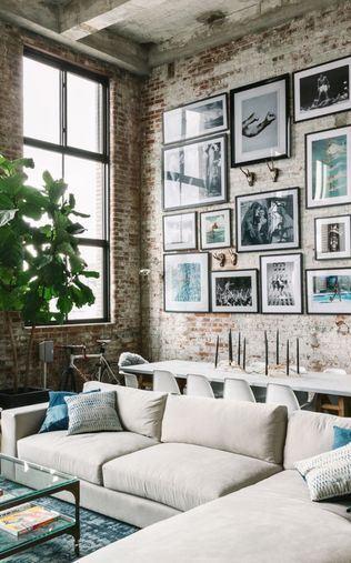 industrial loft design idea