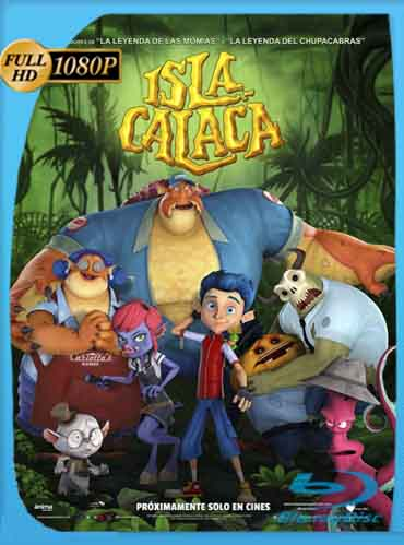 Isla Calaca (2016)HD [1080p] Latino [GoogleDrive] SilvestreHD