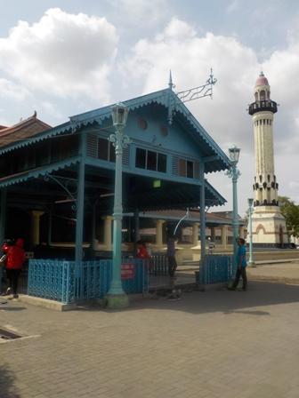 Masjid Agung Keraton Solo Warisan Sejarah