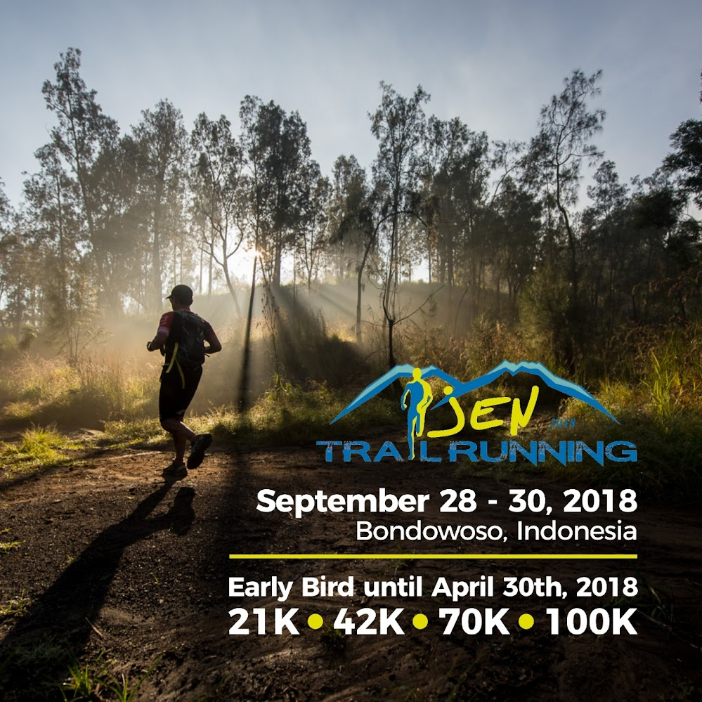 Ijen Trail Running • 2018