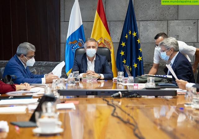 CC-PNC advierte que Canarias no puede permitirse en estos momentos un Gobierno que pierda el tiempo en peleas internas