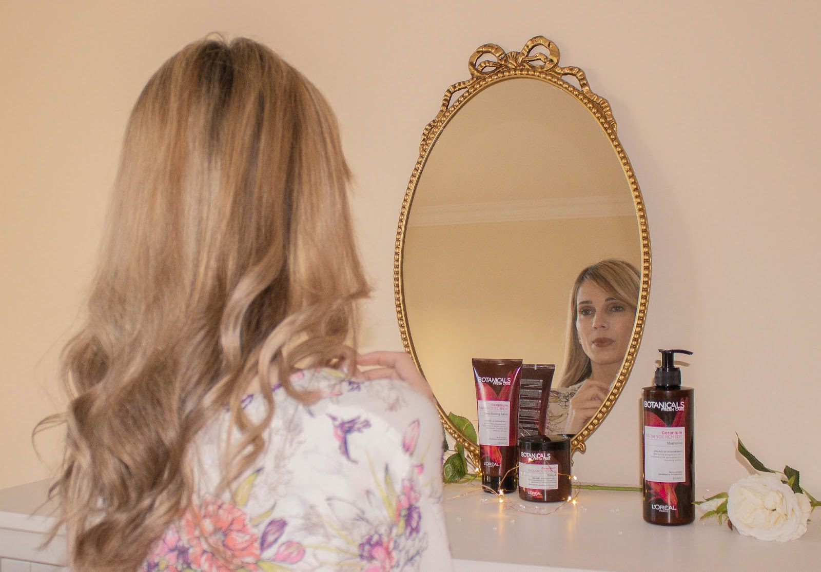 L'Oreal Botanicals Fresh Care - The Range That's Helping To Protect My Coloured Hair
